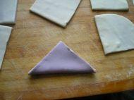 千层紫薯双色鲜肉饼的做法步骤11