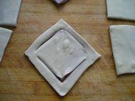 千层紫薯双色鲜肉饼的做法步骤13