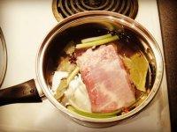 梅干菜扣肉的做法步骤1