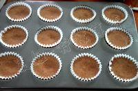 甘纳许巧克力杯子蛋糕的做法步骤7