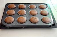 甘纳许巧克力杯子蛋糕的做法步骤9