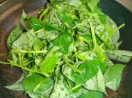 蒜香红薯叶的做法步骤3