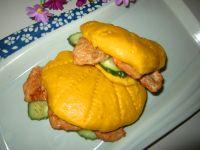 南瓜饼夹里脊的做法步骤10