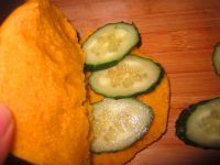 南瓜饼夹里脊的做法步骤8