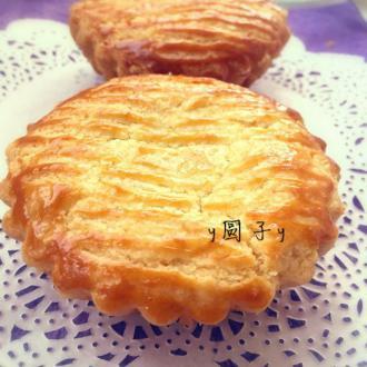 法式可可乳酪月饼
