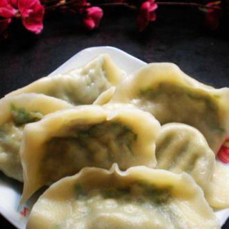 虾仁三鲜水饺