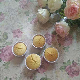 蜂蜜柚子CupCake