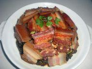 梅菜扣肉的做法步骤13