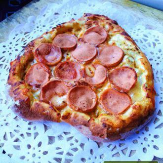 心形芝心比萨