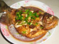 红烧武昌鱼——美味下酒菜的做法步骤14