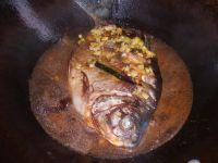 红烧武昌鱼——美味下酒菜的做法步骤12