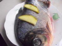 红烧武昌鱼——美味下酒菜的做法步骤5