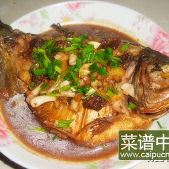 红烧武昌鱼——美味下