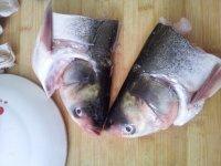 干锅元葱鱼头的做法步骤2