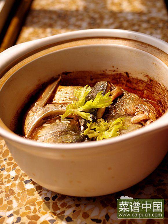 干锅元葱鱼头