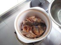 干锅元葱鱼头的做法步骤9