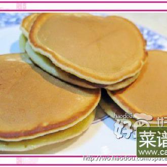 草莓果酱松饼
