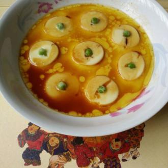 日本豆腐蒸鸡蛋