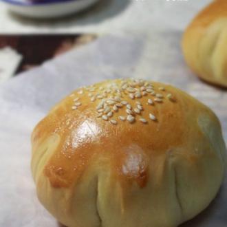 北海道花形餐包