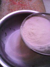 抹茶芒果糯米糍的做法步骤3