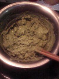 抹茶芒果糯米糍的做法步骤11