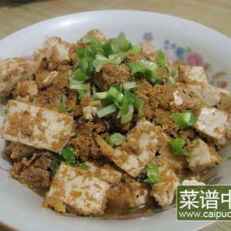 鱼籽炖豆腐