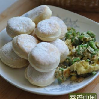英吉利松饼