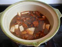 槟榔芋炖排骨的做法步骤13