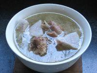 全番鸭槟榔芋汤的做法步骤6