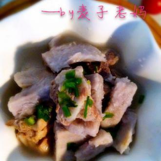 槟榔芋炖排骨