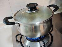 蟹味菇鱼丸汤的做法步骤6