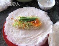 香脆金黄冬粉春卷的做法步骤4