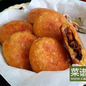 #美味朋友#黄桂柿子饼