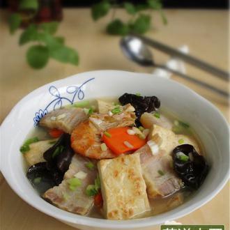 白水洋豆腐