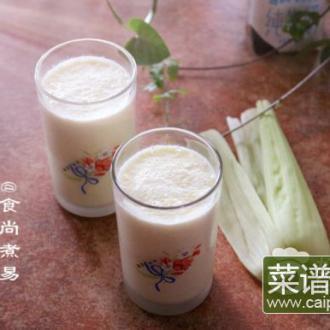 甜玉米奶昔