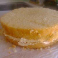 盲公饼奶油蛋糕的做法步骤13