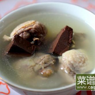 玉竹沙参煲鸭汤
