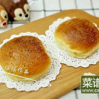 椰浆泡浆面包
