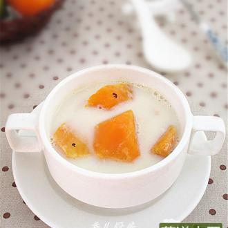 红薯杏仁露