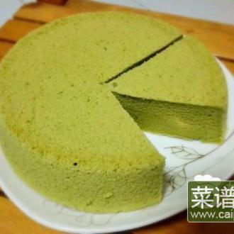 芦笋无糖无奶蒸咸蛋糕