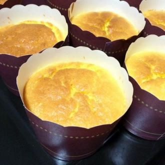 香橙海棉蛋糕