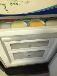 七彩果冻杯的做法步骤3