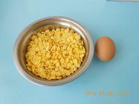 蛋香玉米片的做法步骤1