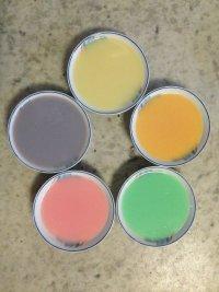 七彩果冻杯的做法步骤2