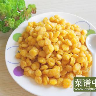 蛋香玉米片