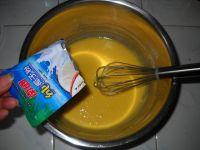 椰香裸蛋糕的做法步骤11