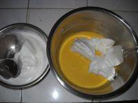 椰香裸蛋糕的做法步骤12