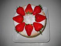 椰香裸蛋糕的做法步骤28