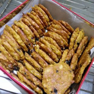 软式核桃燕麦饼干