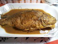 家焖黄花鱼的做法步骤11